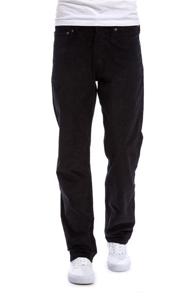 Levi's Skate 504 Regular Straight Pantalons (black cord)