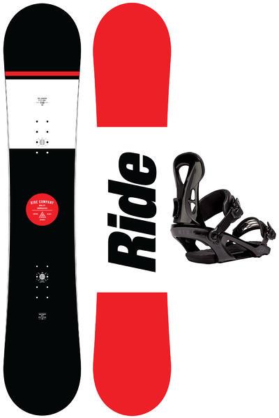 Ride Agenda 159cm / LX L Set de Snowboard
