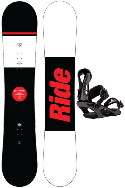 Ride Agenda 157cm Wide / LX L Set de Snowboard