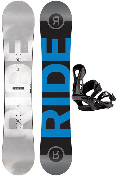 Ride Control V2 155cm / LX M Snowboardset 2016/17