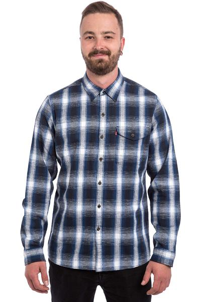 Levi's Skate Reform Shirt (blue plaid)