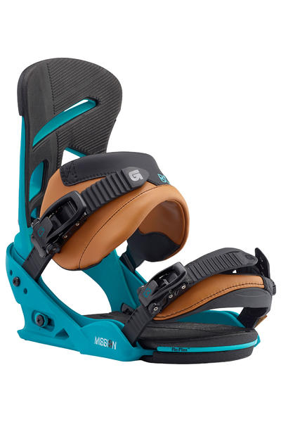 Burton Mission Re:Flex Bindung 2016/17 (real recognize teal)