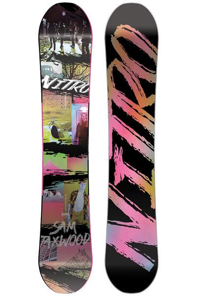 Nitro Taxwood 157cm Snowboard 2016/17