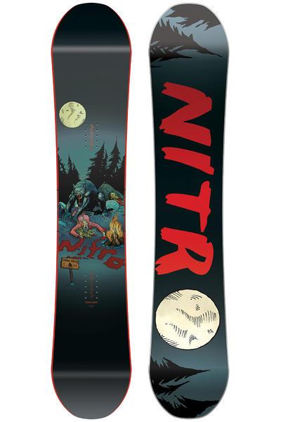 Nitro Brandon Hobush 149cm Snowboard 2016/17