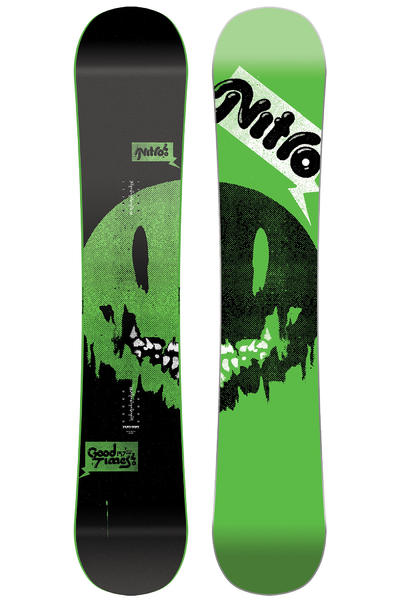 Nitro Good Times Wide 157cm Snowboard 2016/17