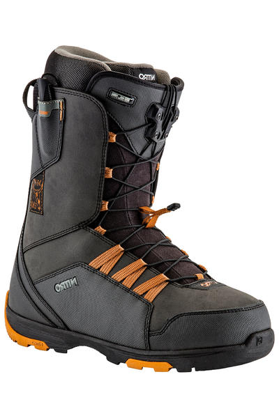 Nitro Thunder bota 2016/17 (black gold)