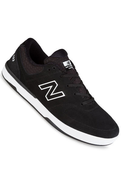 New Balance Numeric PJ Stratford 533 Suede Chaussure (black)