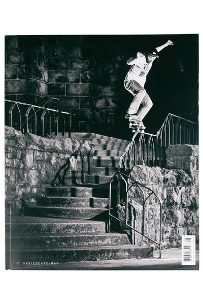 The Skateboard Mag Juni 2016 Revista