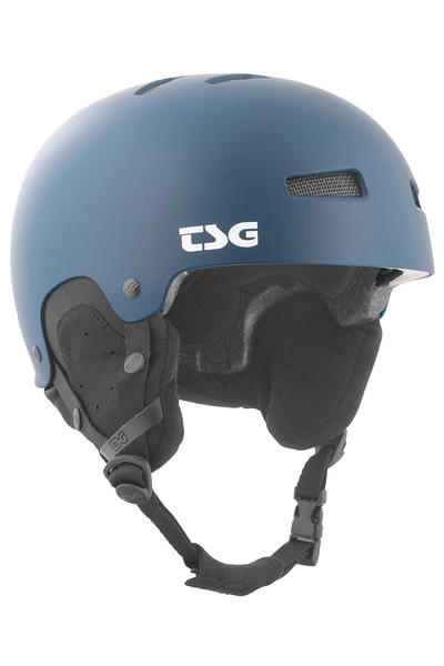 TSG Gravity Solid Color Casco de Snow (satin blue)