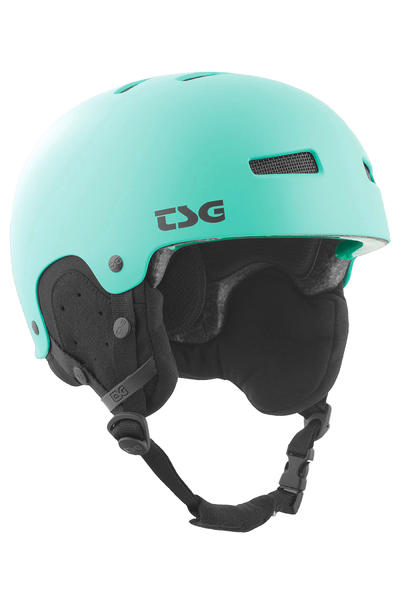 TSG Gravity Solid Color Casco de Snow (satin petrol)