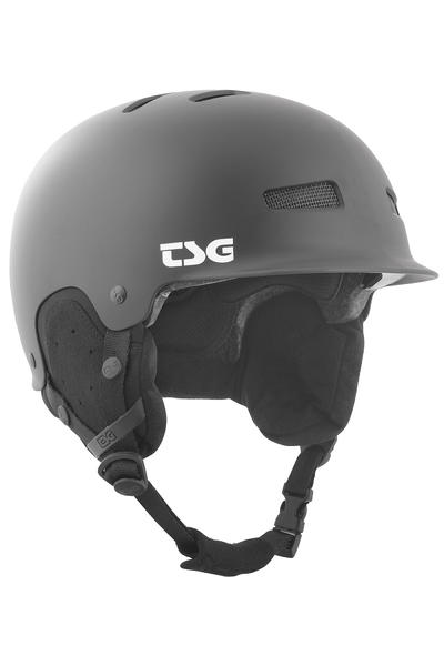 TSG Trophy Solid Color Casco de Snow (satin black)