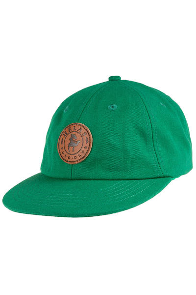 Hélas Polo Club 6 Panel Cap (green)