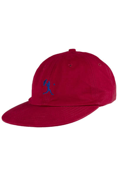 Hélas Baller 6 Panel Cap (red)