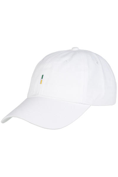 Hélas H 6 Panel Cap (white)