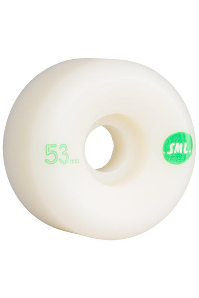 sml. Wheels Grocery Bag V-Cut 53mm Wheel 4 Pack