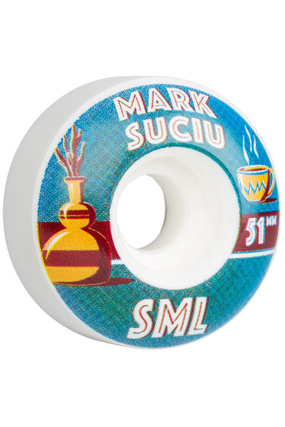 sml. Wheels Suciu Donta Series OG Wide 51mm Rollen 4er Pack