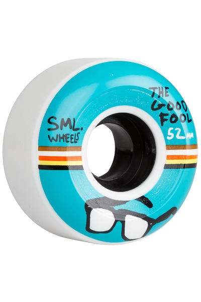 sml. Wheels The Good Fool V-Cut 52mm Rollen 4er Pack