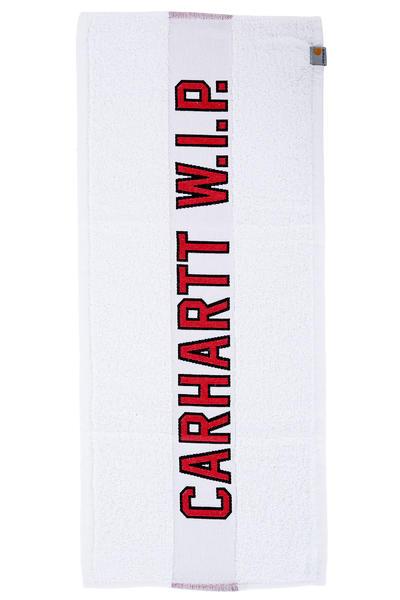 Carhartt WIP Stage Handtuch (white)