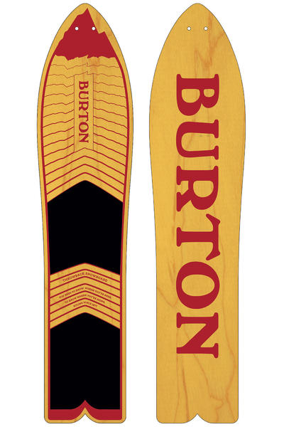 Burton The Throwback 100cm Snowboard 2016/17