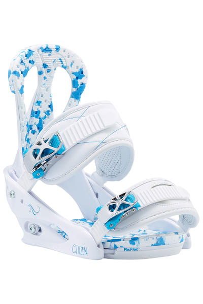 Burton Citizen Re:Flex Bindung 2016/17 women (white blue)