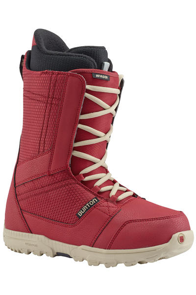 Burton Invader Boot 2016/17 (red)