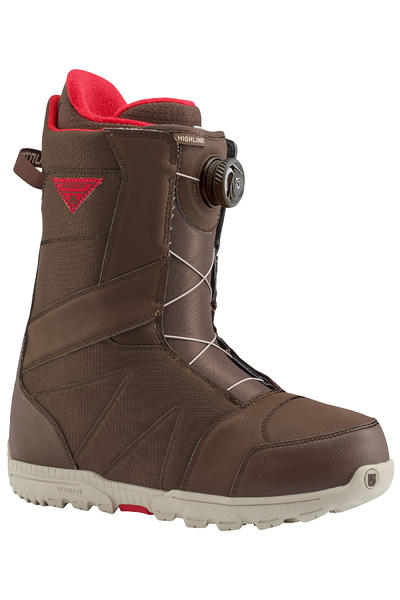 Burton Highline Boa® Boot 2016/17 (brown)
