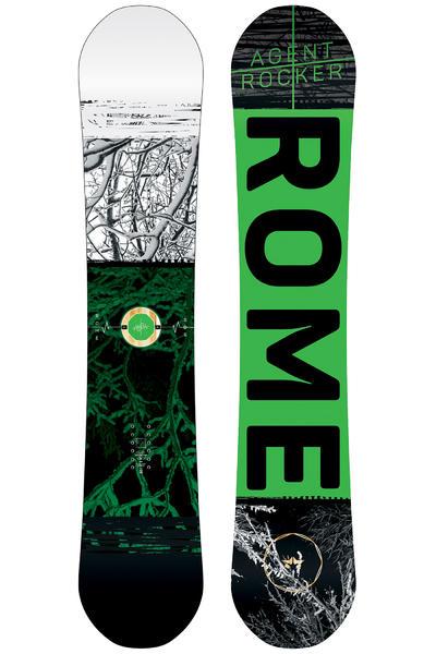 Rome Agent Rocker Midwide 158cm Snowboard 2016/17