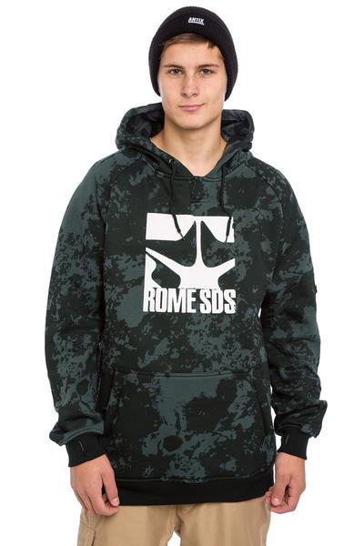 Rome RK1 Snow Hoodie (black)