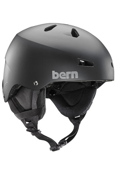 Bern Team Macon Snow-Helm (matte black)