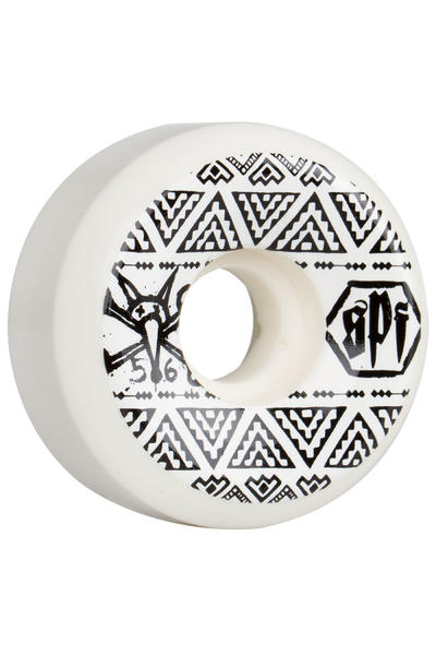 Bones SPF Sidecut 56mm Wheel (white) 4 Pack