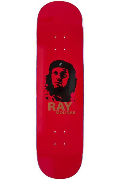 """WKND Molinar Che' 8.25"""" Planche Skate (red)"""