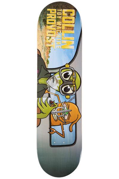 "Toy Machine Provost War Turtle 8"" Planche Skate (multi)"