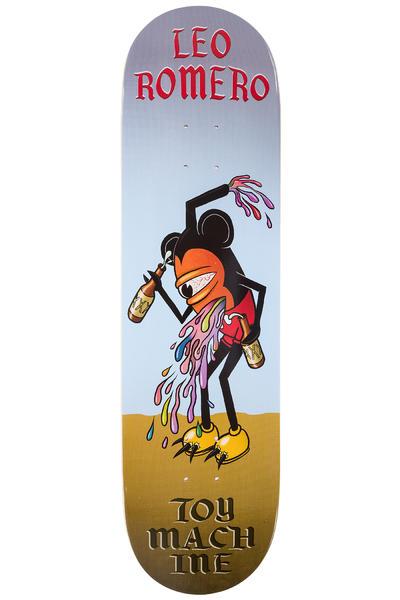 "Toy Machine Romero Drunk Mouseketeer 8.375"" Planche Skate (multi)"