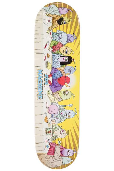 """Toy Machine Last Supper 8.375"""" Planche Skate (multi)"""
