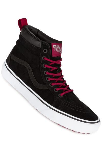Vans Sk8-Hi MTE Schuh (black beet red)