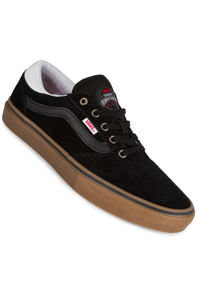 Vans Gilbert Crockett Pro Schuh (black white gum)