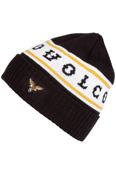 Volcom x Anti Hero High Track Beanie (black)
