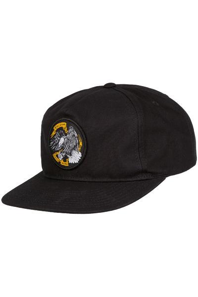 Volcom x Anti Hero Descend Snapback Cap (black)