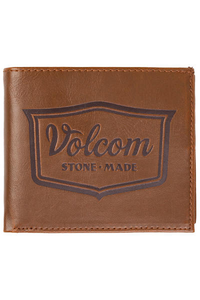 Volcom Corps Small Wallet (bear brown)