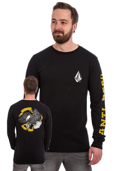 Volcom x Anti Hero Camiseta de manga larga (all black)