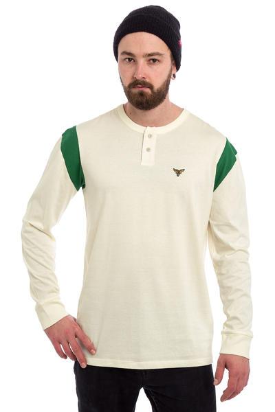 Volcom x Anti Hero Henley Camiseta de manga larga (egg white)