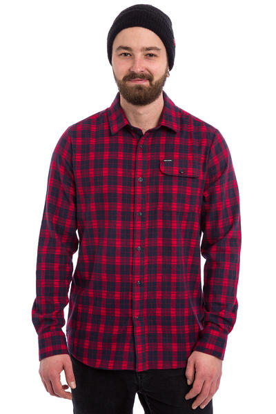 Volcom Fulton Flanellhemd (blood red)