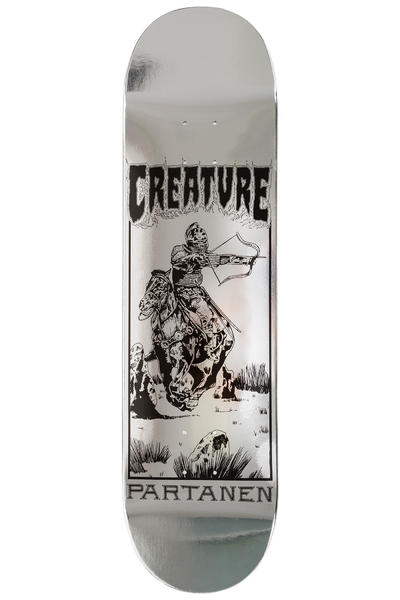 "Creature Partanen Plague 8.3"" Planche Skate (white)"