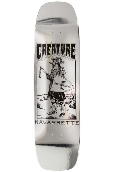 "Creature Navarrette Plague 8.8"" Deck (white)"