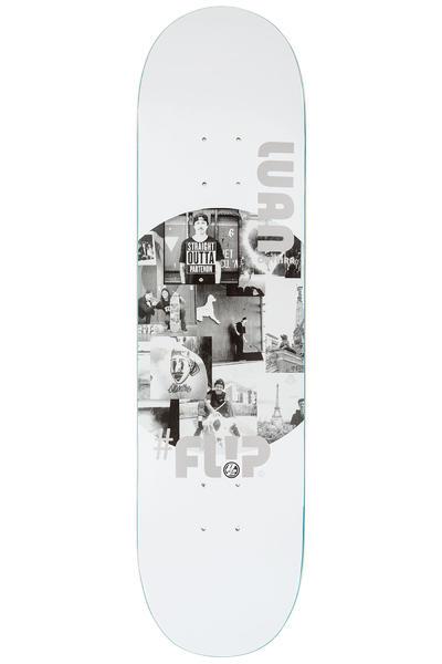 """Flip Oliveira Insta Art P2 8.125"""" Deck (white)"""