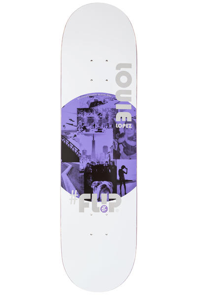 "Flip Lopez Insta Art P2 8.25"" Tabla (white)"
