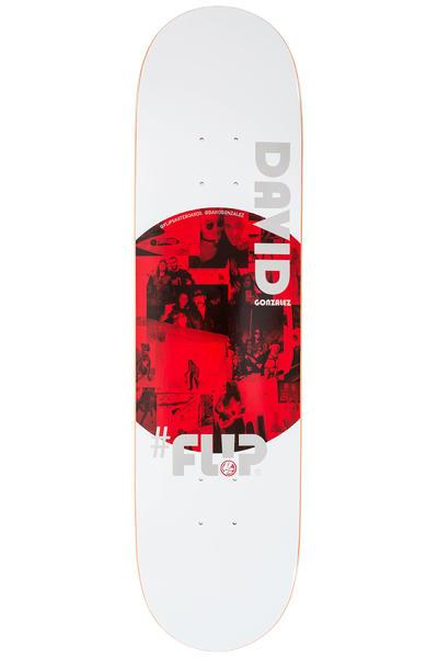 """Flip Gonzalez Insta Art P2 8"""" Deck (white)"""