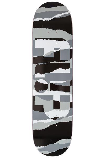 """Flip Team Odyssey Torn 8.25"""" Deck (grayscale)"""