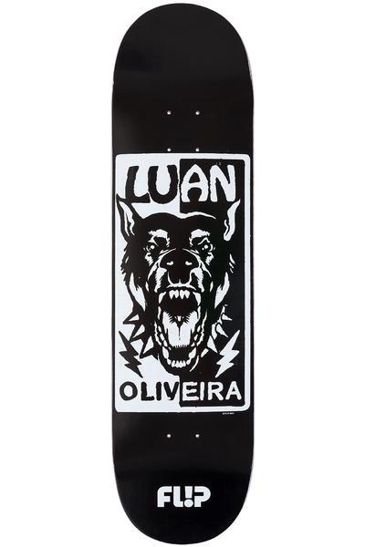 """Flip Oliveira Vintage 8.125"""" Deck (black)"""