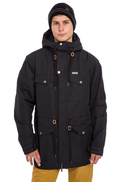 Atrip Hekla Veste de Snow (black)